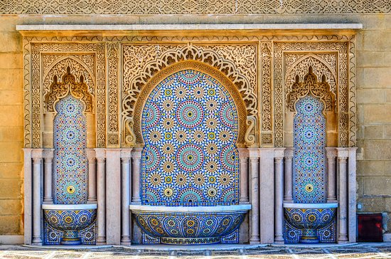 moroccan fountain zellige 2 Just another WordPress site